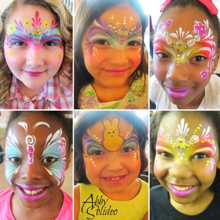 chicago_face_paint_easter_girls_princess
