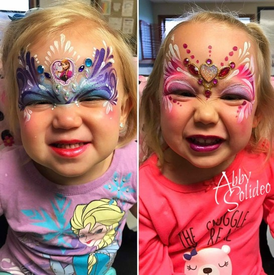 abby_solide_chicago_face_painter_frozen_anna_princess_bling_glitter_pink.jpg