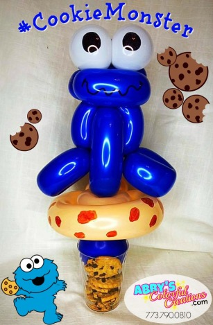 2_chicago_balloon_twist_twisting_abby_ascencio_candy_cups_cookie_monster_sesame_street_treats_centerpieces_goodie_bags_party_favors