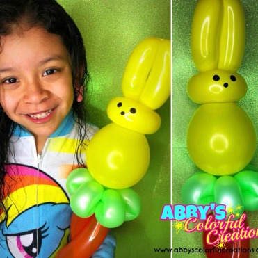chicago_balloon_twisting_abby_ascencio_bunny_peeps_carrot_easter_wand_pink_rabbit